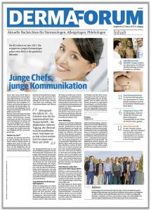 Cover Dermaforum 1_17_News