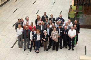 Gebündelte Kraft der Selbsthilfe in Frankfurt