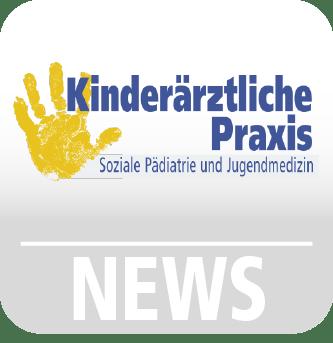 Kinderärztliche Praxis-Newsletter