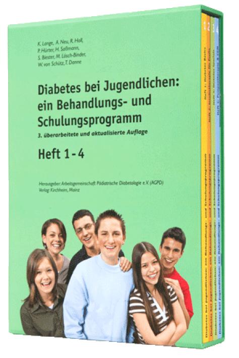 Diabetes bei Jugendlichen: Überarbeitete Neuauflage des Schulungsprogramms jetzt lieferbar