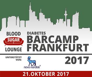 Diabetes-Barcamp der #BSLounge am 21.10.2017