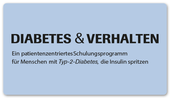 Diabetes & Verhalten