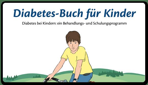 Diabetes-Buch für Kinder