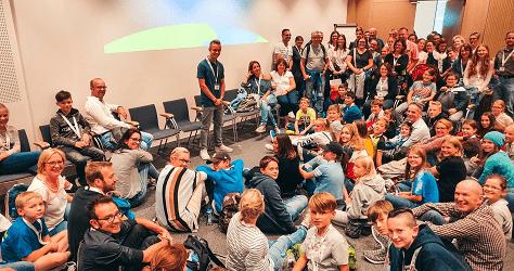 1. Diabetes Kinder- und Jugendkongress  lockt Familien nach Frankfurt