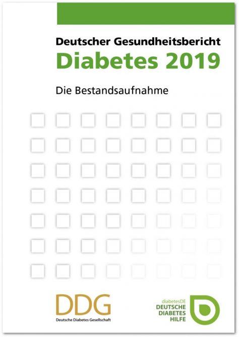 Gesundheitsbericht Diabetes 2019