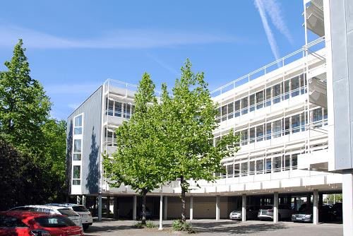 Der Kirchheim-Verlag in seinem neuen Domizil
